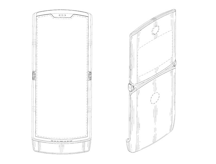 Motorola to resurrect RAZR phone with foldable screen