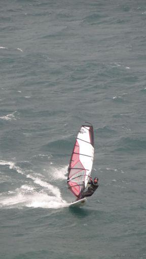 Die Surfer hatten ihren Spass