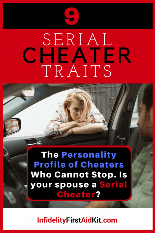 Serial Cheater Profile: 9 Personality Traits