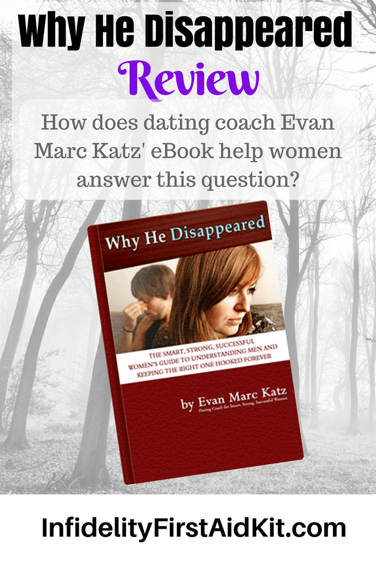 """Why He Disappeared"" Evan Marc Katz Review: Scam or Legit Advice?"