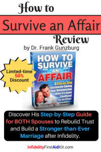 dr frank gunzburg How to Survive an Affair program