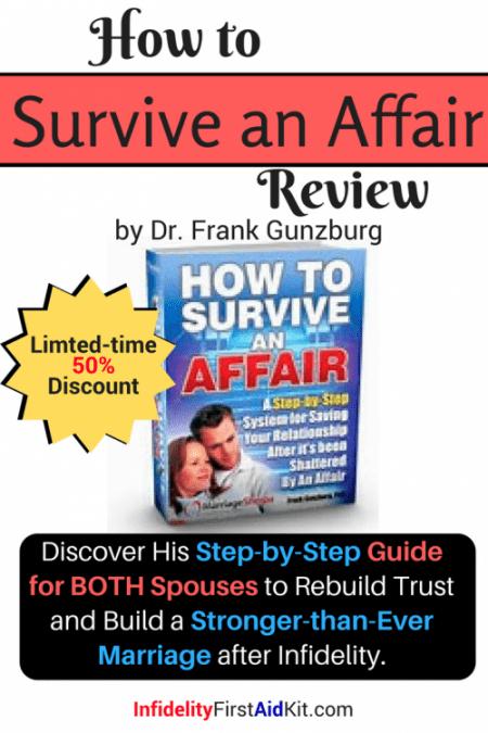 Dr Frank Gunzburg: How to Survive an Affair Review: Scam or Legit?