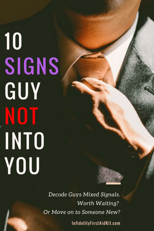 How To Read Guys Mixed Signals