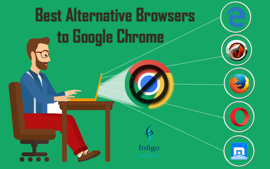 Best Alternative Browsers to Google Chrome