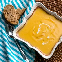 Sweet Turnip and Carrot Soup