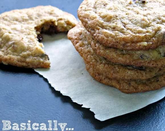 Chocolate Chip Hazelnut Cookies   www.infinebalance.com #recipe #bestever