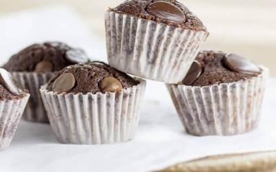 Two-Bite Nutella Brownies