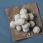 Raw Lemon Poundcake Bites   the infinebalance food blog