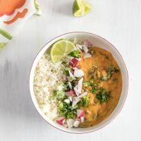 Coconut Red Lentil Curry {Instant Pot, Vegan, Gluten-free}