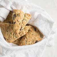 Savoury Scones with Feta Cheese and Olives
