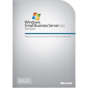 Windows Small Business Server 2011© Standard MFR # T72-02881 Licencia RETAIL para 1 Pc