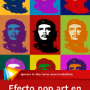 Efecto Pop Art en Photoshop Curso Online Poster