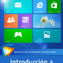 Introducción a Windows 8 Curso Online Poster