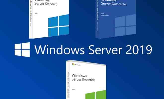 ISO: Descarga Windows Server 2019 │ Full Version