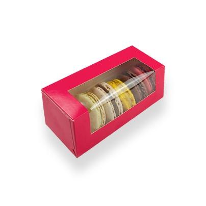 Boîte 6 macarons