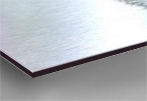 panneau rigide dibond aluminium