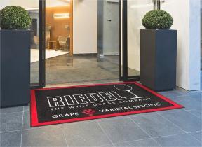 tapis de sol sur mesure 100x100cm