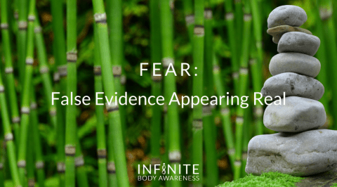 FEAR – False Evidence Appearing Real