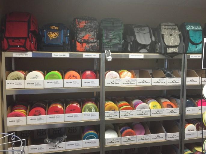 Infinite Discs Store