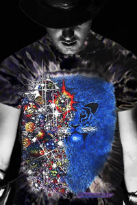 Lion From Zion - Inspired by Carlos Santana Men's T-shirt