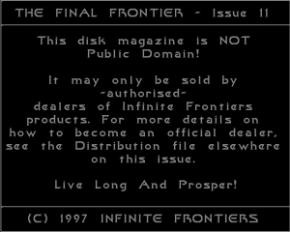 The Final Frontier Issue 11 Prototype Image 02