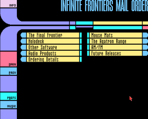 The Final Frontier Issue 11 Prototype Image 15