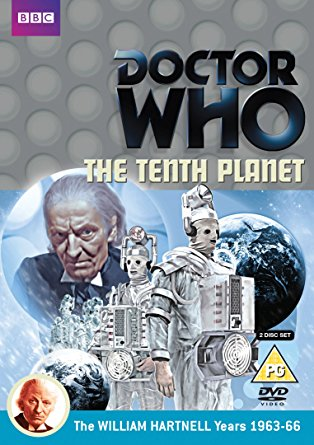 The first Cyberman story - episode 4 is missing so an animated reconstruction is used to complete the story for this DVD release.
