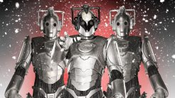 """The Next Doctor"" saw the last appearance of Cybus Cybermen - perhaps bits of these guys were found by Cybermen of our universe?"
