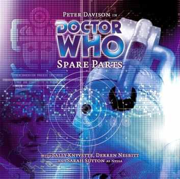 The Fifth Doctor visits the dying Mondas in this fantastic Big Finish Audio Drama - www.bigfinish.com