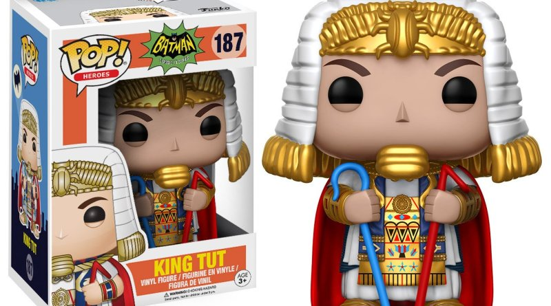 Batman 66 King Tut