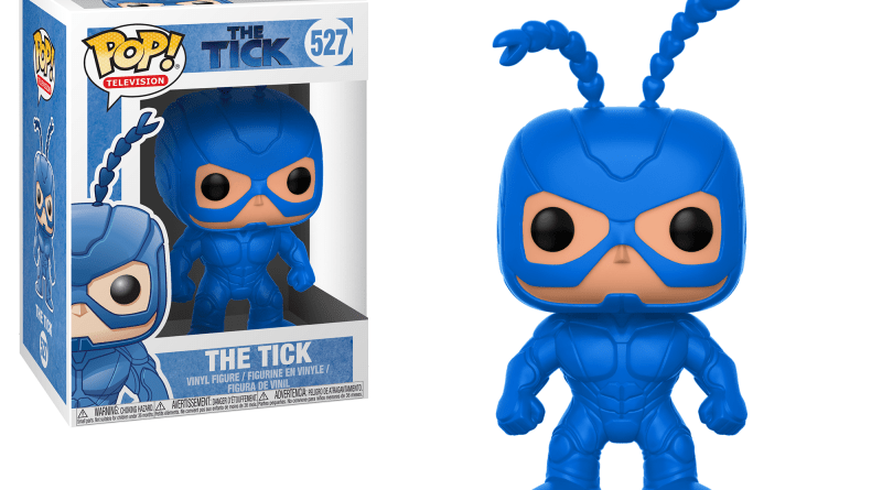 The Tick Funko Pop Figure Review