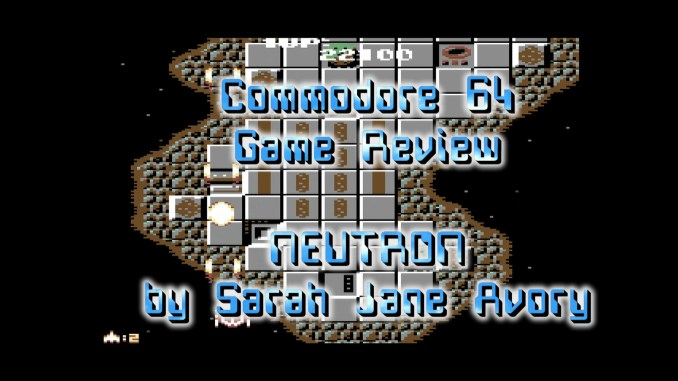 Commodore 64 Neutron Review