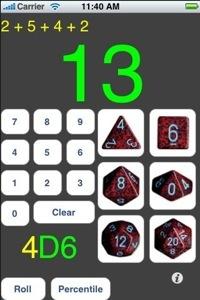 D20 Gaming Dice Set