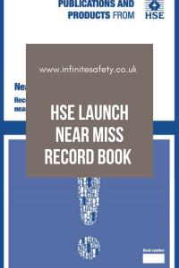 Near Miss Report Book