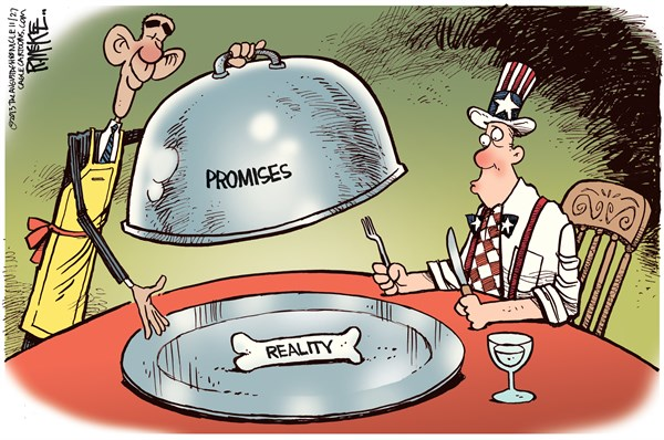 Image result for promises cartoon