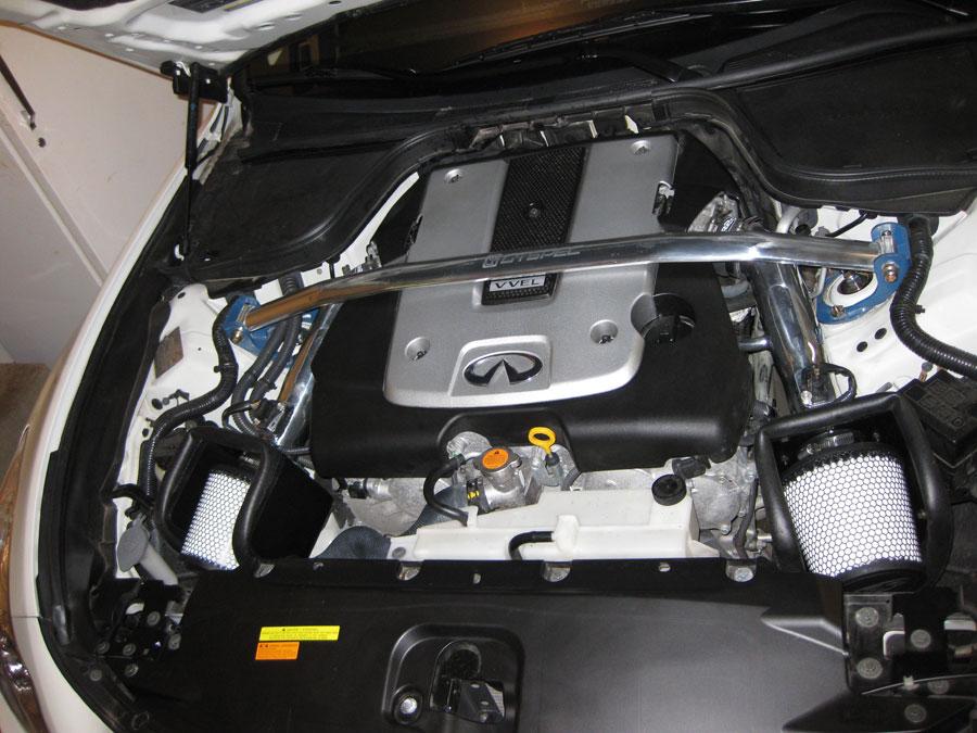 2017 Sedan Infiniti G37x