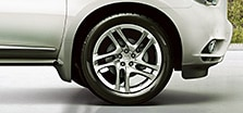 Polished 20-inch Forged Wheels (Not available with Deluxe Technology Package)