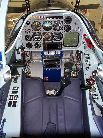 INFINITY Aerospace Infinity 1 Aircraft Control Stick Grip