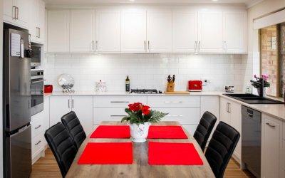 Fresh Custom Made Quality Kitchen Renovation