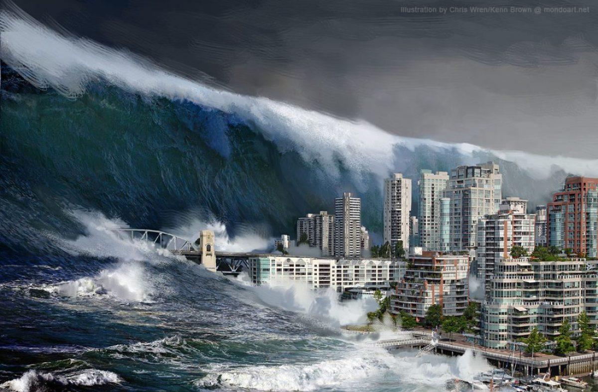 mega-earthquake