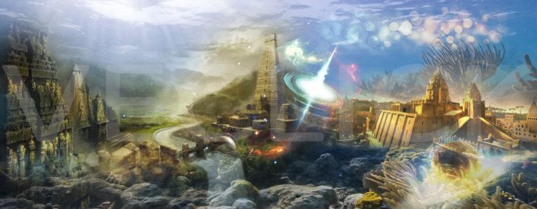 lost city of Dwarka