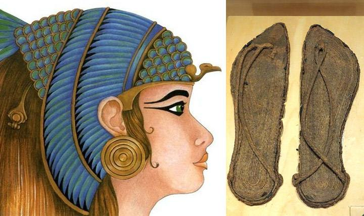 Rhodope, the Egyptian origin of the story of 'Cinderella'