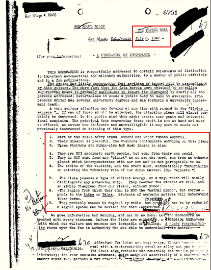 FBI Documents