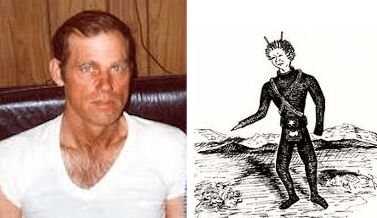The story of Karl Higdon: Man who was abducted by aliens and remembered everything