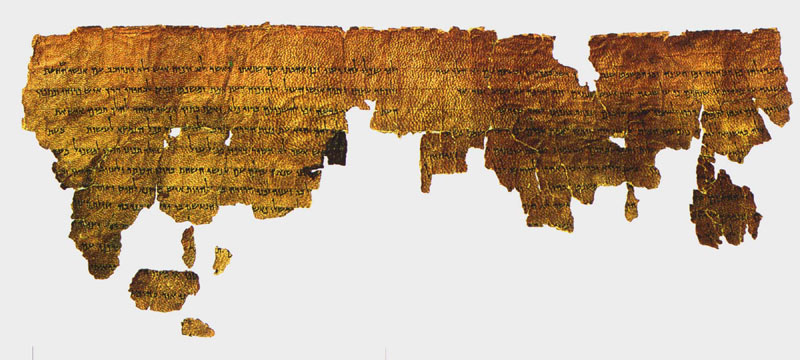 2000 years old ancient manuscript suggests that giants lived on Earth