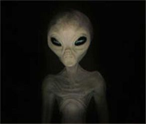 An alien was killed at an American military base says, Major George Filer