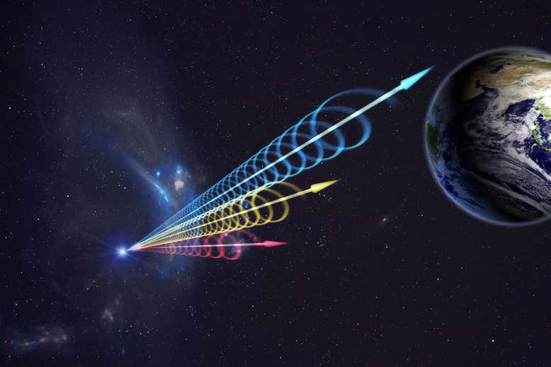 Every 16 Days, Mysterious Radio Signals Are Sent To Earth From An Unknown Distant Object