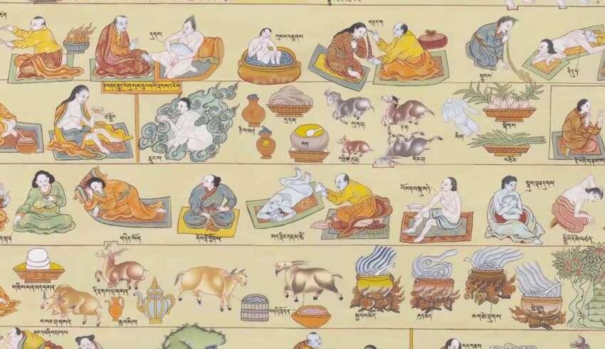 Ancient Tibetan Texts Predicted The Coronavirus Pandemic 2,500 Years Ago