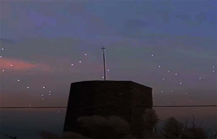 UFOs Over Mexico