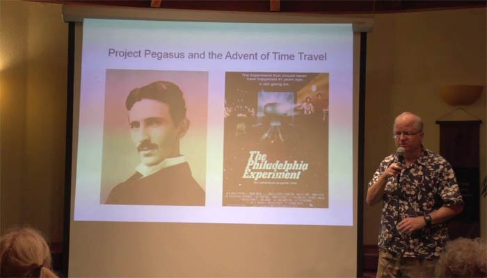 The Secret Time Travel Program And Political Manipulation By The CIA